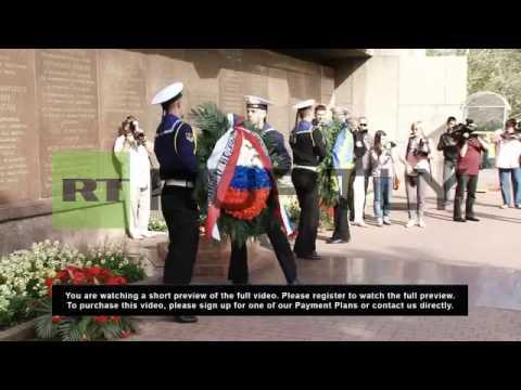 Ukraine: Russia celebrates 230 years of Black Sea Fleet