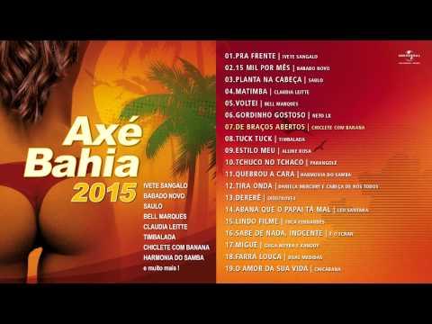 Axé Bahia 2015 (Album Sampler)