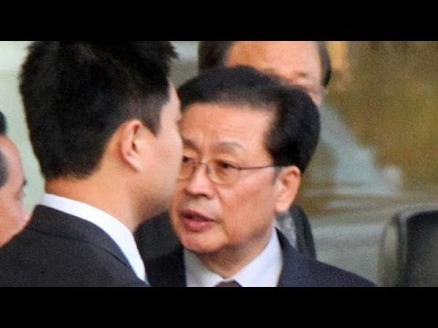 China and South Korea react to execution of Jang Song Thaek
