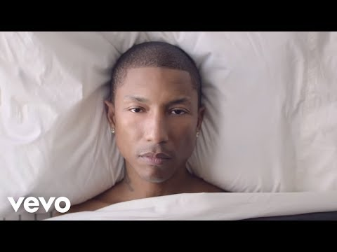 Pharrell Williams - Marilyn Monroe (Official Video) Music Videos