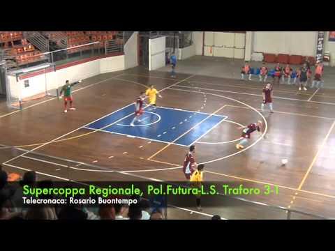 Supercoppa Reg.: Futura-Traforo 3-1 (09/05/15)