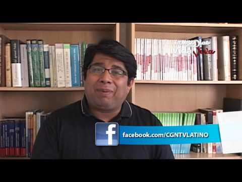 Tiempo con Dios, martes 16 abril 2013, Pastor Roberto Pérez