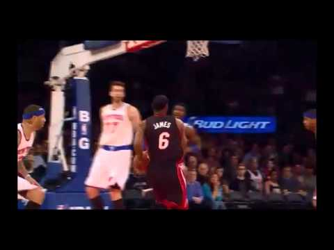 NBA CIRCLE - Miami Heat Vs New York Knicks Highlights 9 Jan. 2014 www.nbacircle.com