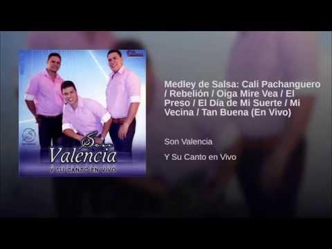 Medley de Salsa: Cali Pachanguero / Rebelión / Oiga Mire Vea / El Preso / El Día de Mi Suerte...