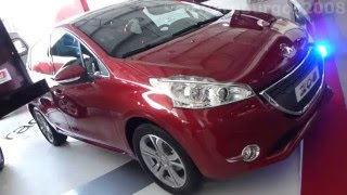 2014 Peugeot 208 2014 Video Review Caracteristicas Venta