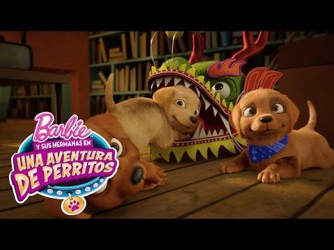 Barbie y sus Hermanas en Una Aventura de Perritos, ¡próximo estreno!   Barbie