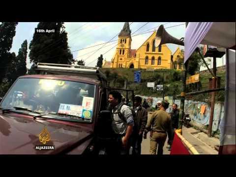 Web Exclusive: Darjeeling election security