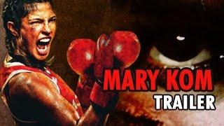 Mary Kom Official Trailer Priyanka Chopra- Movie