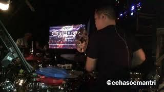 Echa Soemantri - Glenn - Treasure (Bruno Mars) Indonesian Idol 2018 - #ESdrumcam