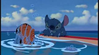 Lilo & Stitch Hawaiian Roller Coaster Ride (lyrics) [HD