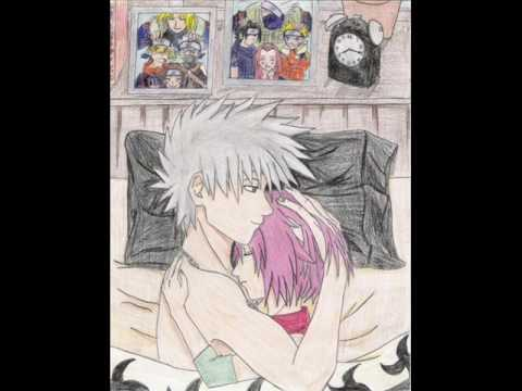 kakashi and sakura!, this hase a lot of love pic's!