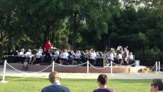 "Raleigh Concert Band- ""Poker Face"""