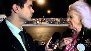 Ohio Romney Rally: Supporter Interviews