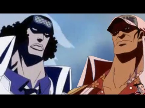 One Piece Episode 570 Review- Akainu Vs Aokji & Blackbeard The Yonko ワンピース, Are you glad akainu won or do u think aokiji should have won Thoughts on Blackbeard being a yonkou now? How is he stealing devil fruits? Find Me On Facebook:...