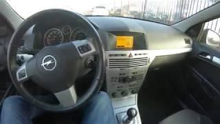 2011 Opel Astra H 1.6 Easytronic POV Test Drive. MegaRetr