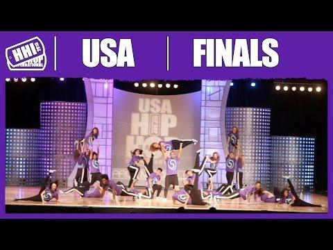 (Gold Medalist/MegaCrew) @ HHI's 2013 USA Hip Hop Dance Championship