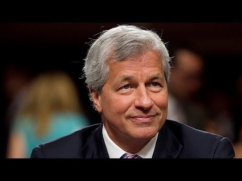 Cramer: Jamie Dimon on the Offensive Would Boost JPMorgan Shares