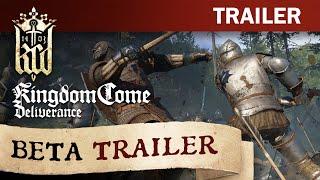 Kingdom Come: Deliverance - Beta Access Trailer