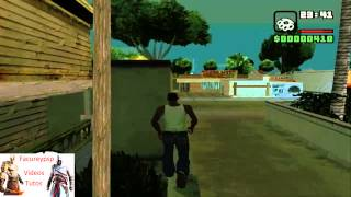 Como Ganar El GTA San Andreas Sin Trucos- Loquendo.