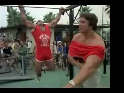BodyBuilding - Arnold Motivation
