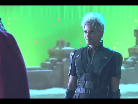 X-Men: Days of Future Past Official B-Roll Footage #1 (2014) Hugh Jackman