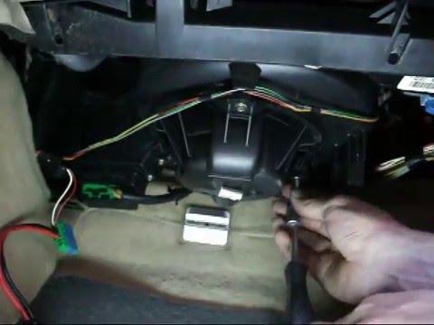 2002 volvo s60 fuse box fallo ventilador peugeot 607   climatizador youtube  fallo ventilador peugeot 607   climatizador youtube