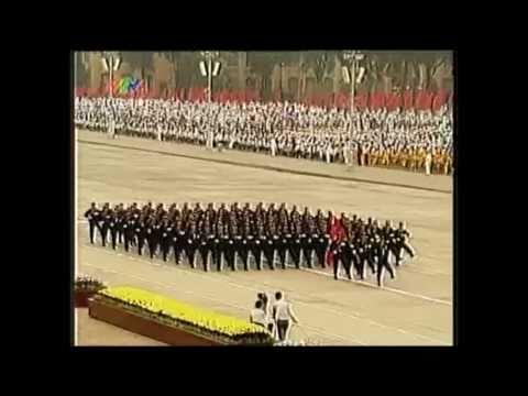 Diễu binh kỷ niệm 1000 năm Thăng Long Hà Nội sáng 10/10 | Vietnam Military parade 2010