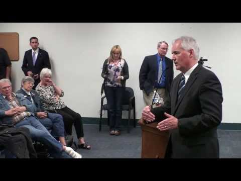 Congressman Tom McClintock Town Hall Meeting in Sonora (11/7/2013) - Part 3 of 3