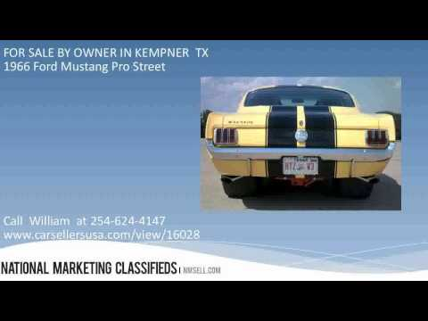 1966 ford mustang pro street for sale by owner in kempner tx 76539