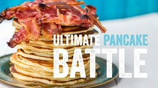 THE ULTIMATE PANCAKE BATTLE