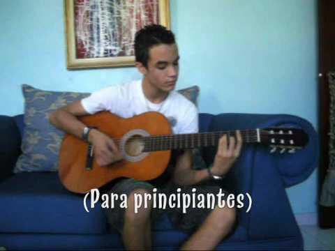 Como tocar Hotel Califormia para principiantes Tutorial(how to play/ Tutorial) by The Eagles
