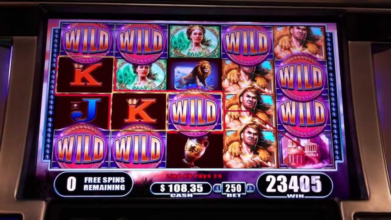 slot machine gratis bonus