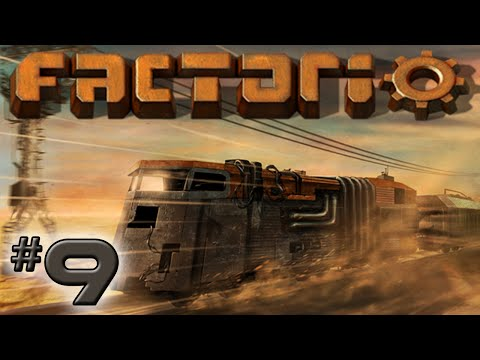 Factorio - Episode 9 - Solar Power
