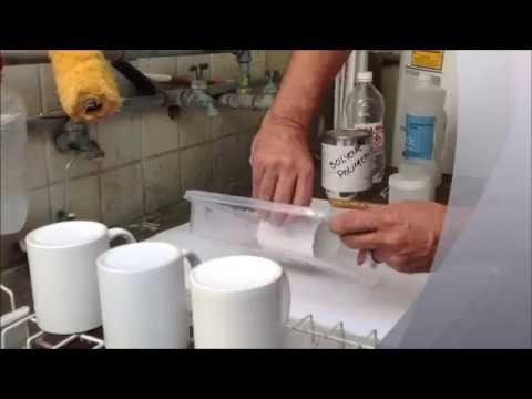 Aprende a hacer tus propias Tazas de Sublimacion- sublimation Mugs