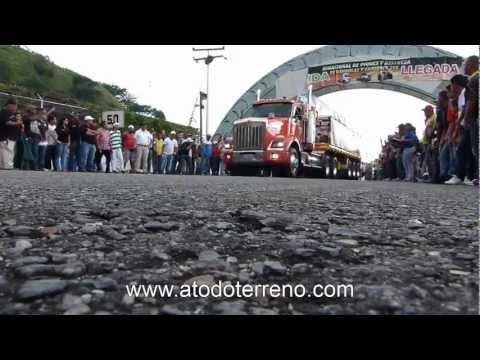 Piques de gandolas en Turagua II - atodoterreno.com