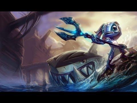 Новый герой  — Fizz, the Tidal Trickster
