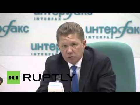 Russia: Ukraine now on gas prepayment mode - Novak