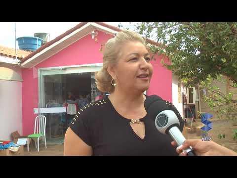 ONG Mulheres de Lenço realiza bazar beneficente...