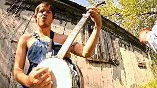 [Banjo Player Slays Cover of Slayer's Raining Blood!] Video