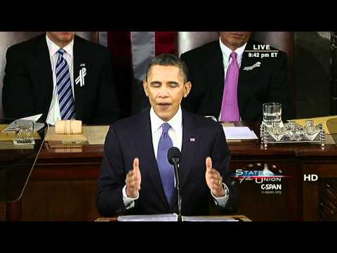 2011 State of the Union Address -nZ5DMpNznlA