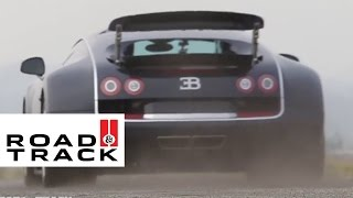 2011 Bugatti Veyron 16.4 Super Sport - Road Test