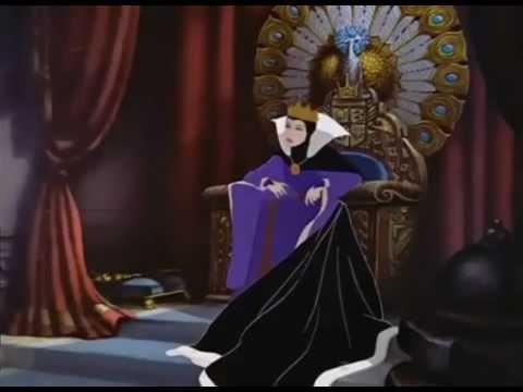Doppiaggio regina biancaneve e i sette nani youtube - Specchio di biancaneve ...