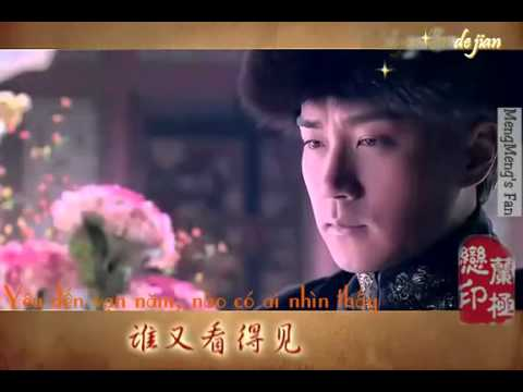 [Vietsub + Kara] Lan Cực MV (Mỹ Nhân Vô Lệ) - Yêu đến vạn năm