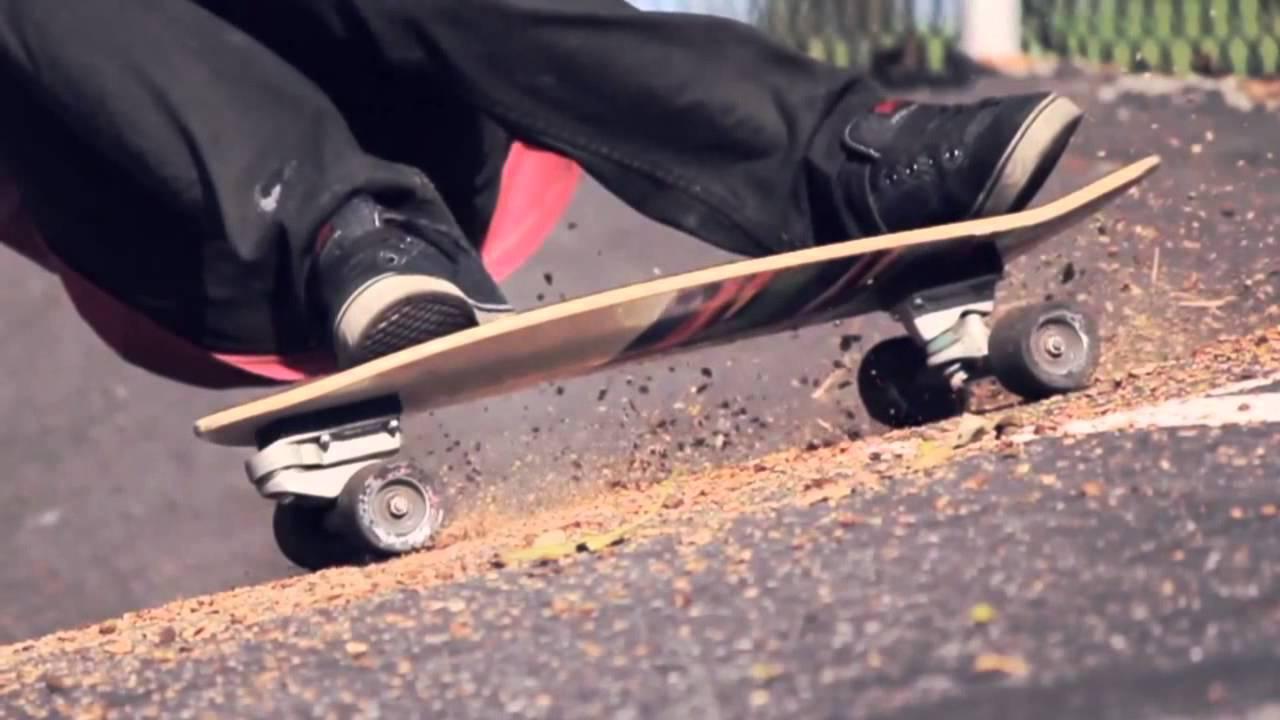 As melhores manobras de Carver Skateboards - YouTube