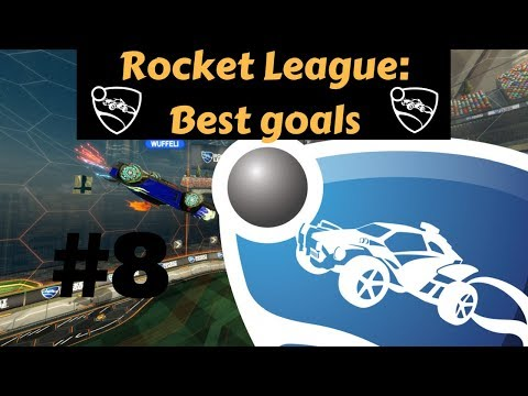Rocket League Montage: Best Goals #8