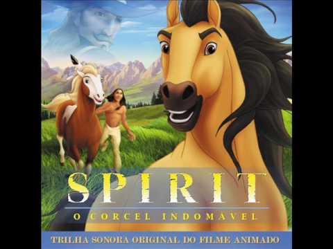 Spirit - O Corcel Indomável - Quero Sempre Voltar e Reprise BR