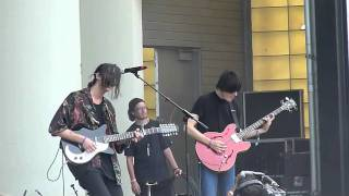 VIDEO: Smith Westerns at Lollapalooza