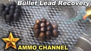 Melting Jacketed Bullets For Casting And Reloading Ammo