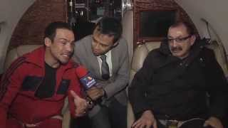 JUAN MANUEL MARQUEZ REGRESA A MEXICO, EXCLUSIVA BOXMANOFICIAL