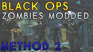 Method 2-Black Ops Zombies Hacked (USB, No Xploder Or